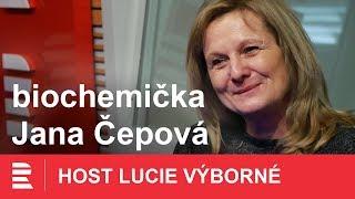 Jana Čepová: Střídmost a myslet hlavou, to je pro zdraví to nejdůležitější