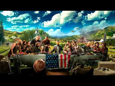 Far Cry 5 Unreleased OST - Amazing Grace (Helicopter Crash site Version)