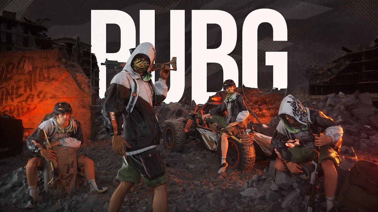 Music theme PCS 2 - PUBG