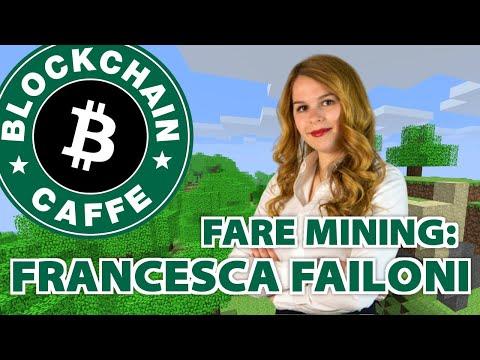 Francesca Failoni , Miner  |  Blockchain Caffe