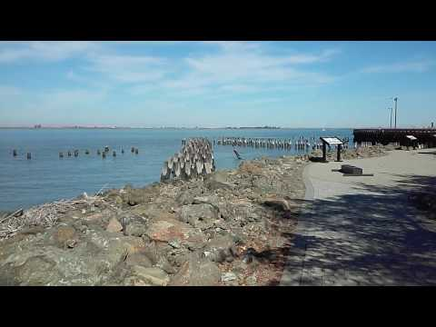 Port Chicago Memorial, Military Ocean Terminal Concord, Concord, California, October 8, 2016