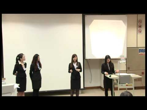 2012 HSBC/McKinsey Business Case Competition - Round 1 - Lingnan University