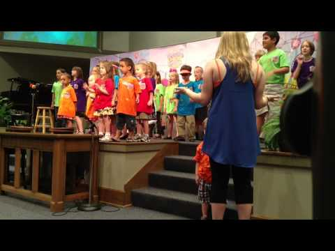 Say Yes To VBS