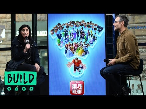 Sarah Silverman On Ralph Breaks The Internet & I Love You, America