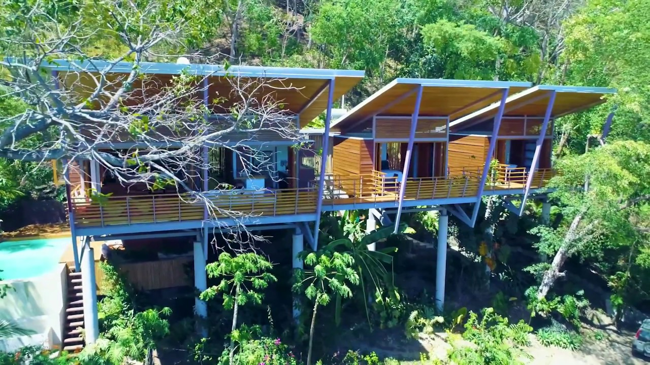 The Floating House Costa Rica Casa Flotanta Santa Teresa