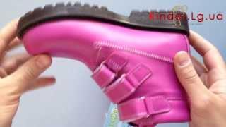Ecoby 204_1 F - Зимние ортопедические ботинки для девочек(, 2013-11-12T14:26:23.000Z)