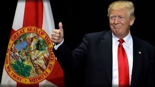 BREAKING: TRUMP GETS GOOD NEWS FROM FLORIDA