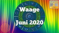 Sternzeichen Waage Juni 2020 / Dein Monatsorakel / Horoskop Juni Astrologie