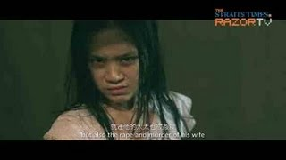 Singapore made supernatural thriller (Blood Ties Pt 1)