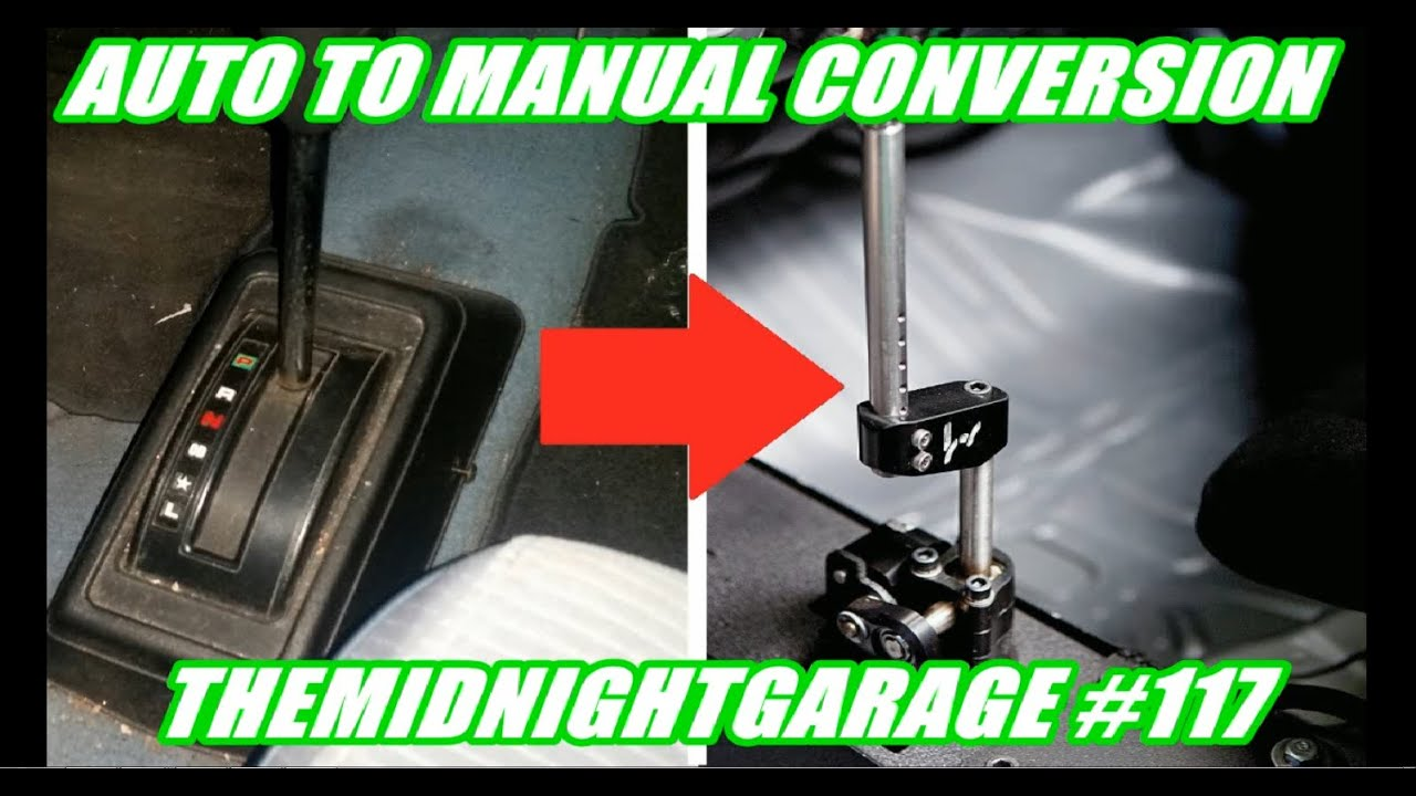 How To Do An Auto Manual Conversion In Your Honda Wiring Diagram L15a Themidnightgarage 117