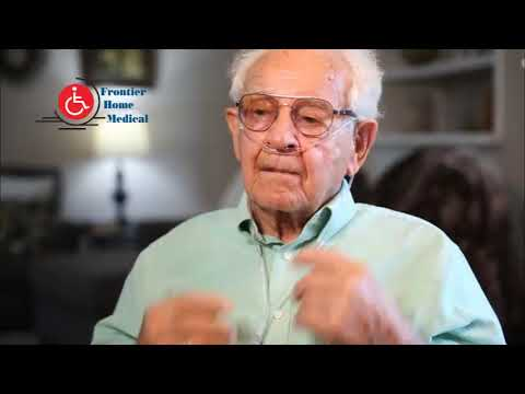 Frontier Home Medical provides premium home healthcare