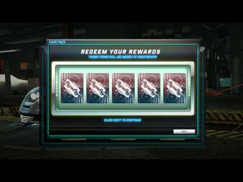 Need For Speed World Buying 30 Car Prize Packs on Sale (12 June 2013)