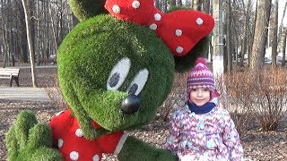 UT kids Play on Best Outdoor Playground in Amusement Park