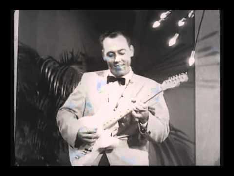 Johnny Burnette Rock and Roll Trio - Lonesome Train
