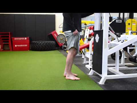 Ankle Sprain Exercise