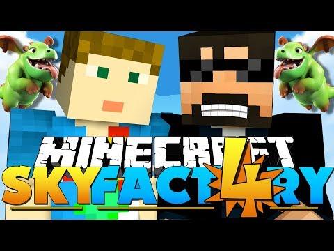Minecraft: SkyFactory 4 - BABY DRAGONS?! [36]