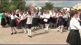Дагестан Сергокала 1Сентября 2015 в Лицее 2 им С Абдуллаева