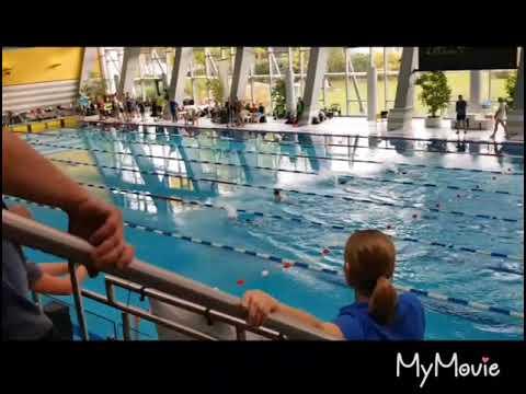 Anak indonesia juara renang di jerman
