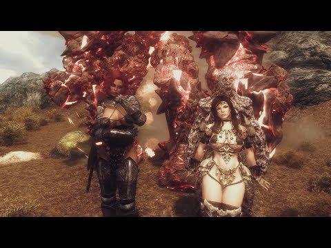 Skyrim Mod Review - Pretty Corpses Follower Pack videominecraft ru