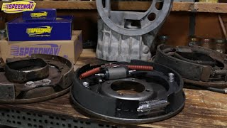 Speedway Tech Talk - Early Ford Drum Brake Options