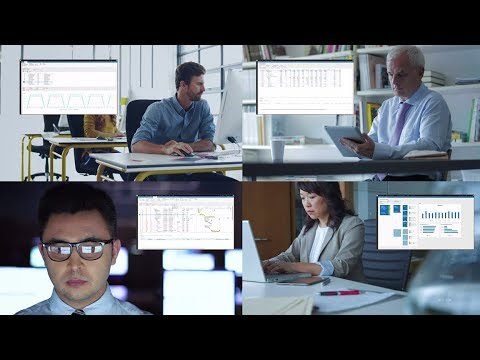 Project Management Software - Adeaca Project Business Automation - Project Operations