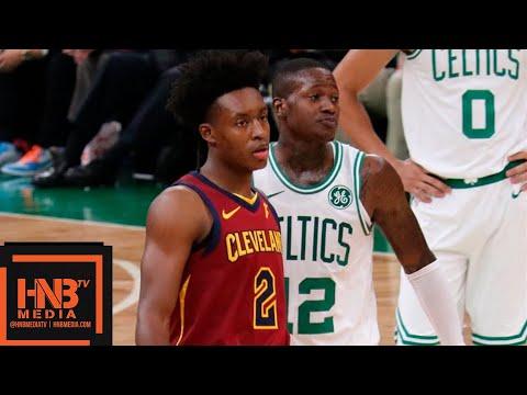 Cleveland Cavaliers vs Boston Celtics 1st Qtr Highlights | 02.10.2018, NBA Preseason