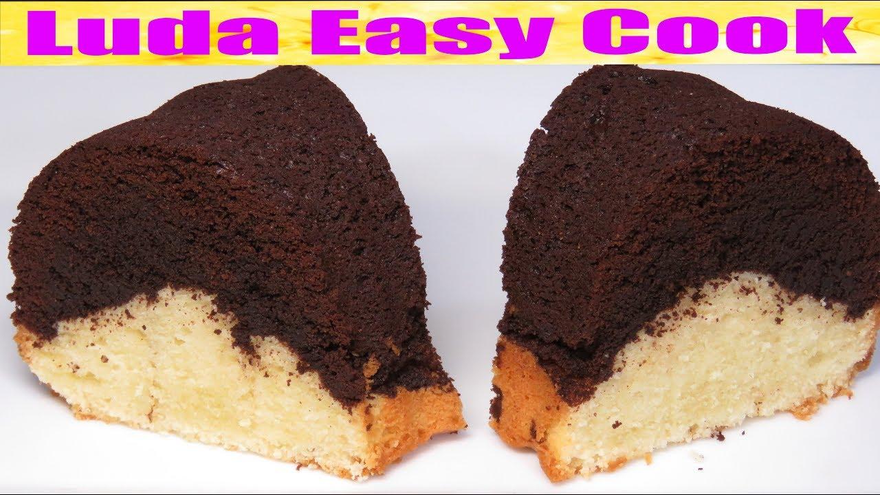 Самый лучший ШОКОЛАДНЫЙ КЕКС быстрый рецепт! КЕКС ДУЭТ / Chocolate cake DUET recipe