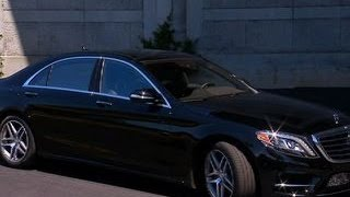 CNET On Cars - 2014 Mercedes S550: Is there such a thing as too much tech? - Ep 24