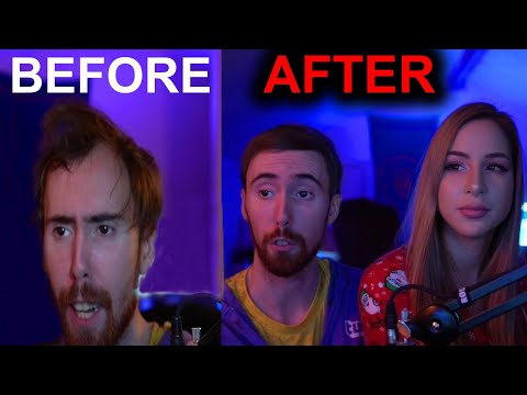 Asmongold Gets A HAIRCUT And A GIRLFRIEND - No Longer BALD