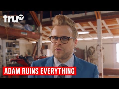Adam Ruins Everything - How Tech Companies Own Your Devices | truTV Mp3
