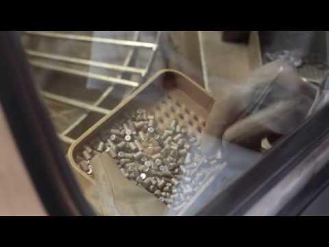 Plutonium fuel pellets