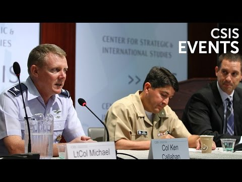 Sustaining the U.S. Lead in DoD Unmanned Systems: Panel 1