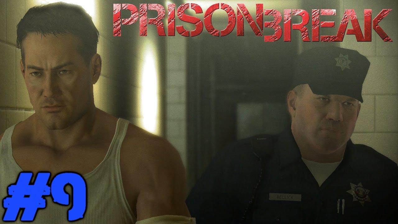 Prison Break Folge 9