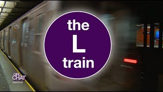 L TRAIN: Salvation Army Bucket Thieves vs. Two Thieving Nuns