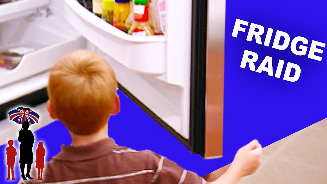 Supernanny | Kid Raids Fridge but Eats No Dinner