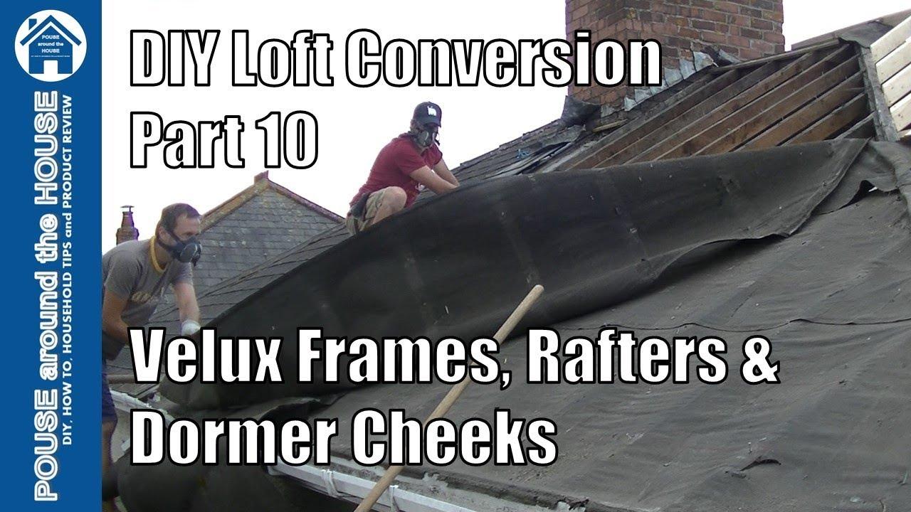 Loft conversion part 10
