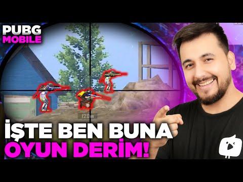 Download İŞTE BEN BUNA OYUN DERİM! / PUBG MOBILE