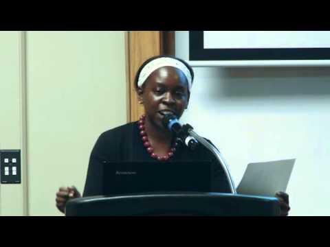 Dr. Sanyu Mojola Lecture @ Northern Illinois University