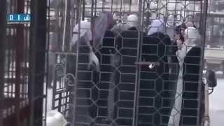 Клетки для алавитов в пригороде Дамаска Думе