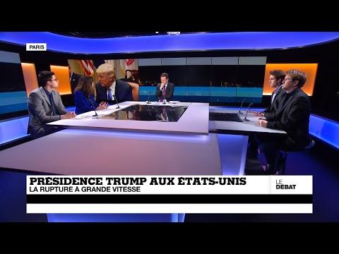 États-Unis : Trump, la rupture à grande vitesse (partie 1)