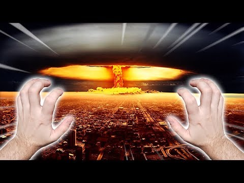 THE POWER TO DESTROY CITIES  MEGATON RAINFALL VR #2