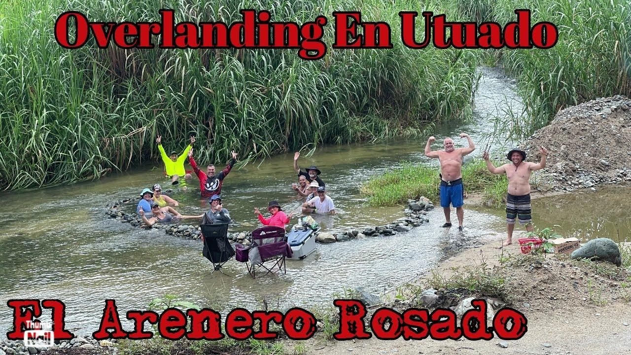 Overland en Arenero Rosado en Utuado by Waldys Off Road