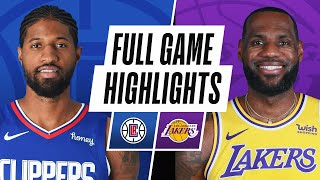 Game Recap: Clippers 116, Lakers 109