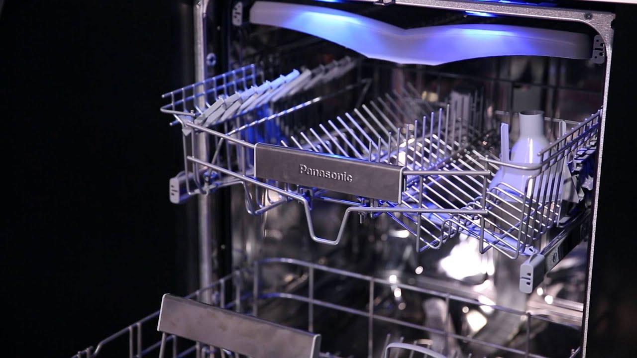 Uncategorized Panasonic Kitchen Appliances panasonic convention 2013 built in kitchen appliances dishwasher youtube