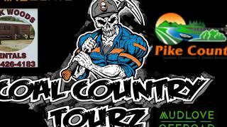 Coal Country Tourz Overnight Run August 2020 screenshot 4