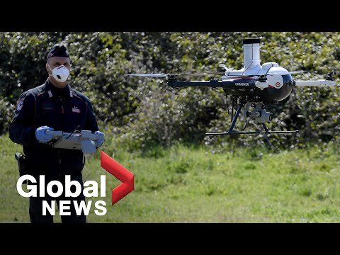 Coronavirus Outbreak: Italian Military Police Deploy Drones To Monitor People Who Defy Lockdown