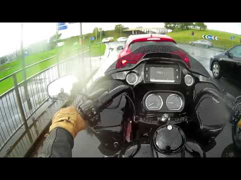 Harley MY18 Road Glide Special Demo Ride