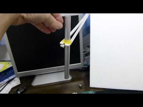 電気二重層キャパシタでLEDライトと振動充電実験posted by prenijetazr
