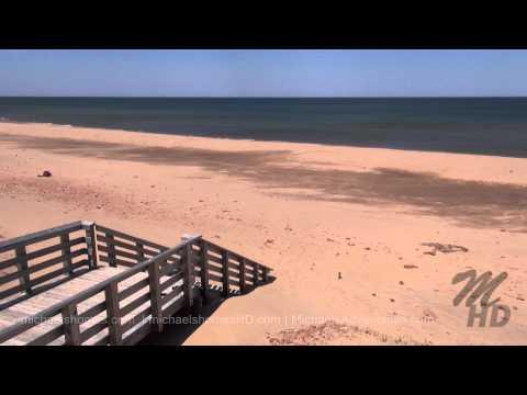 Cavendish Beach Prince Edward Island Canada PEI Tourism west of Charlottetown East of Summerside