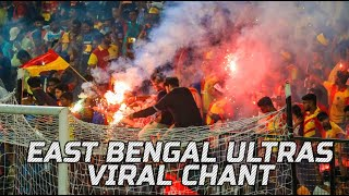 How to make a chant viral? East Bengal Ultras shows the way!
